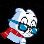Миша Белый: cтикер №45