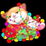 Кошки-мышки: cтикер №21