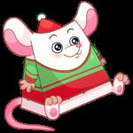 Кошки-мышки: cтикер №22