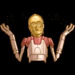 Звёздные Войны. Стороны Силы: cтикер №3
