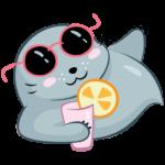 Соня (морской котик): cтикер №20