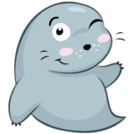 Соня (морской котик): cтикер №21