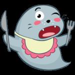 Соня (морской котик): cтикер №23