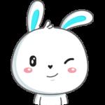 Кролик: cтикер №5