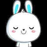 Кролик: cтикер №7