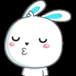 Кролик: cтикер №10