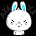 Кролик: cтикер №15