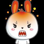 Кролик: cтикер №36