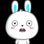 Кролик: cтикер №41