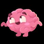 Мозг: cтикер №32