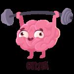 Мозг: cтикер №47