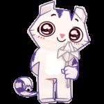 Бумажный тигр Руммка: cтикер №10