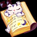 Бумажный тигр Руммка: cтикер №48