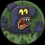 Сержант Пёс: cтикер №22