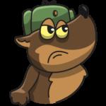 Сержант Пёс: cтикер №43