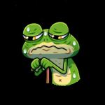 Лягуш: cтикер №46