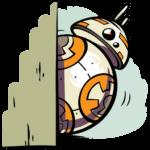 Звёздные войны: cтикер №1