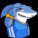 Акулыч: cтикер №10