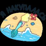 Русалка Марина: cтикер №37