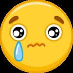 Emoji-стикеры: cтикер №17
