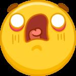 Emoji-стикеры: cтикер №23