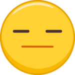 Emoji-стикеры: cтикер №28