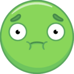 Emoji-стикеры: cтикер №34