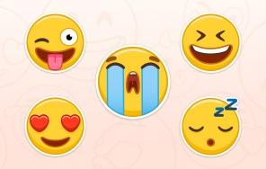 Стикеры «Emoji-стикеры»