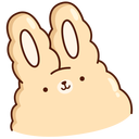 Стикеры «Кролик Супчик»