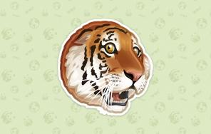 Стикеры «WWF»