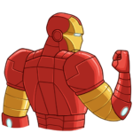 Железный Человек: cтикер №33