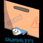 Попуги: cтикер №27