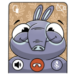 Тапир Тэпси: cтикер №20