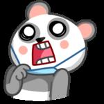 Панда Мия: cтикер №3