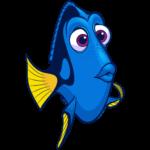 Рыбка Дори: cтикер №4