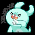 Кролик Кир: cтикер №2