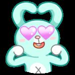 Кролик Кир: cтикер №17
