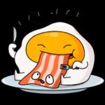 Завтрак: cтикер №17