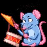 Мистер Крыс: cтикер №30