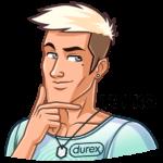 Durex: cтикер №1