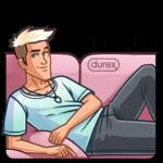 Durex: cтикер №2