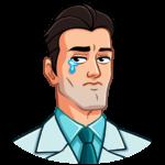 Главный врач: cтикер №1
