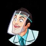 Главный врач: cтикер №5