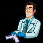 Главный врач: cтикер №6