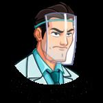 Главный врач: cтикер №7