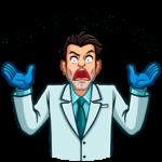 Главный врач: cтикер №20