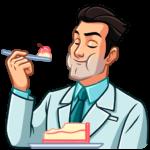 Главный врач: cтикер №24