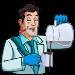 Главный врач: cтикер №42