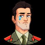 Агент КГБ: cтикер №1