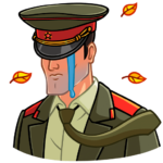 Агент КГБ: cтикер №4